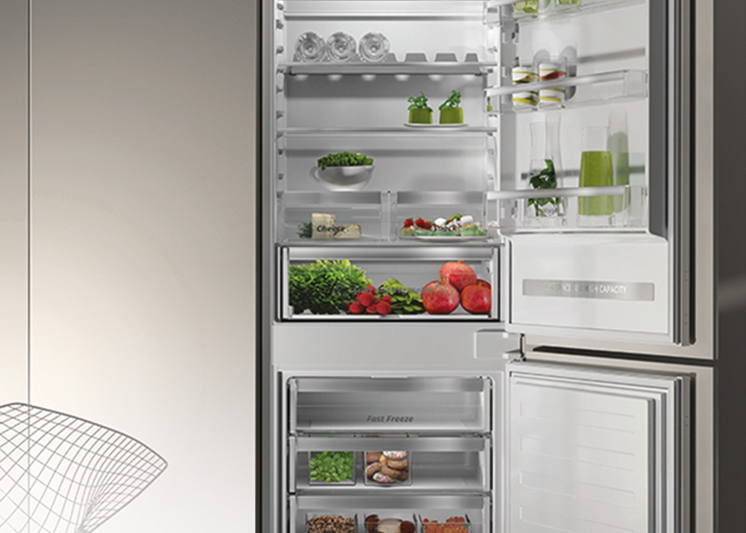 Addio sprechi: impariamo a conservare correttamente il cibo in frigorifero