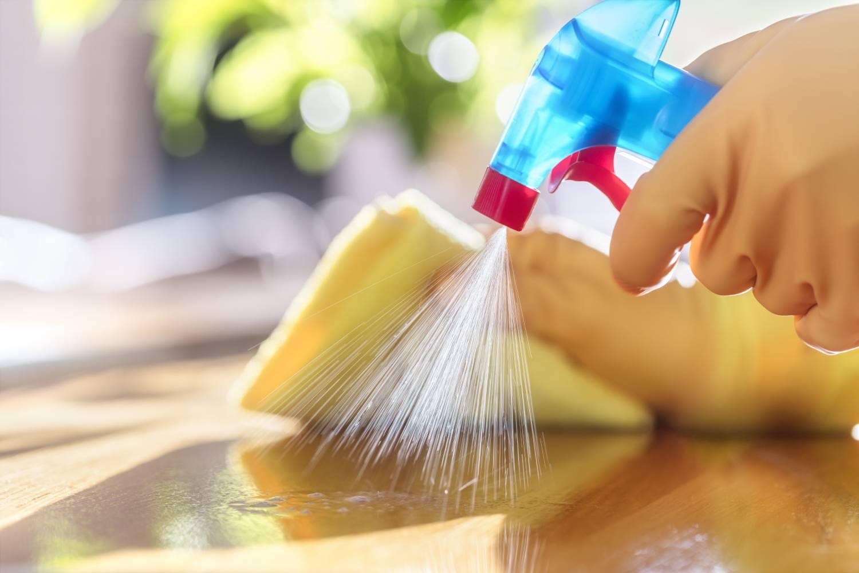Coronavirus: ecco come disinfettare le nostre case