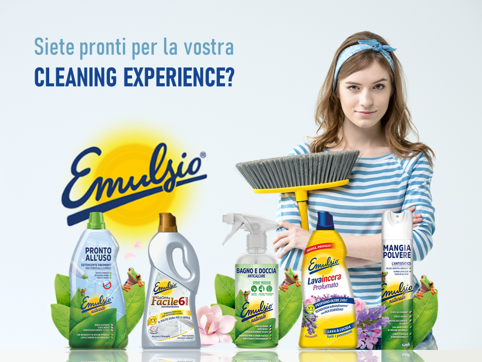 Emulsio – CLEANING EXPERIENCE